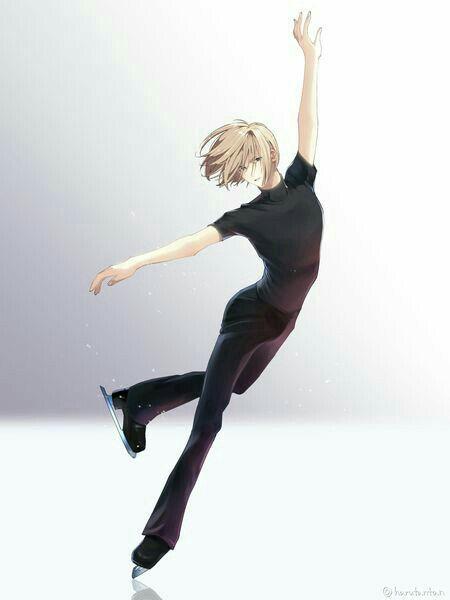 yuri on ice x gallery