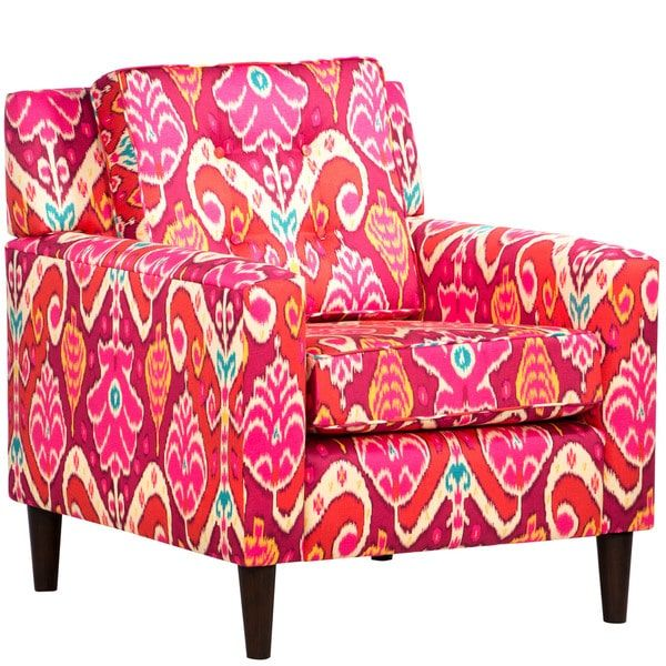 Skyline Furniture Market Marvel Sunset Arm Chair | Boho Chic (gypsy ...