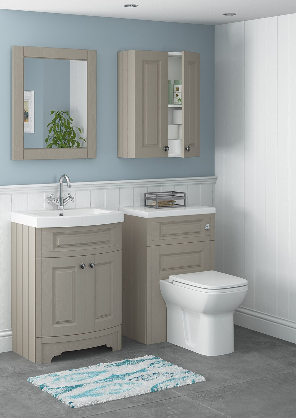 Introducing Atlanta Editions Atlanta Bathrooms Has Extended Its Range With A Deluxe New Brand Of Furniture Bathroom Furniture Bathroom Furniture