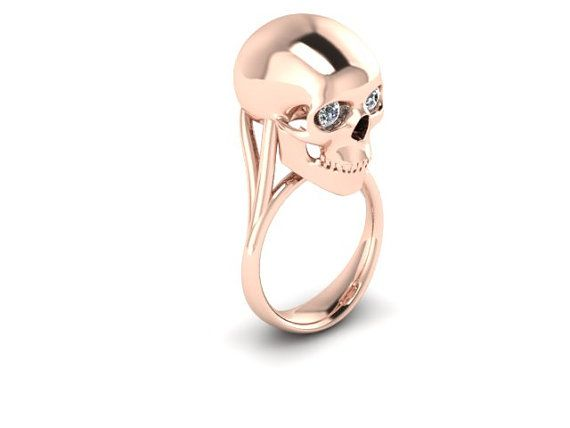Brass Rose Gold Plated Ring 25 OFF Copyrighted by PauleCo on Etsy