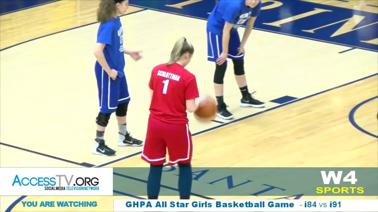 The GHPA High School All Star Basketball I91 vs I84
