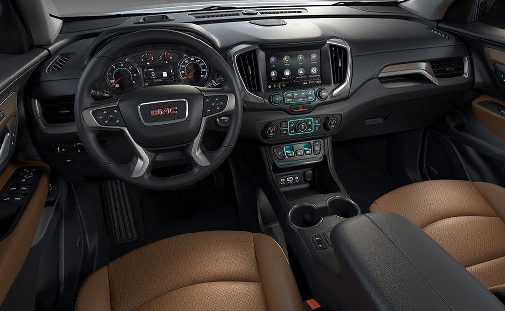 Gmc Terrain 2018 Design Modifications And New Features Added