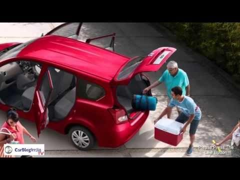 Datsun Go Plus Video Review Walk Around Datsun Toy Car Walking