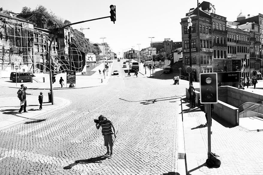 """""""Inchino"""", Porto, 1° riScatto urbano di Clorinda. Foto inviata via mail in lizza esclusivamente per il premio giuria."""