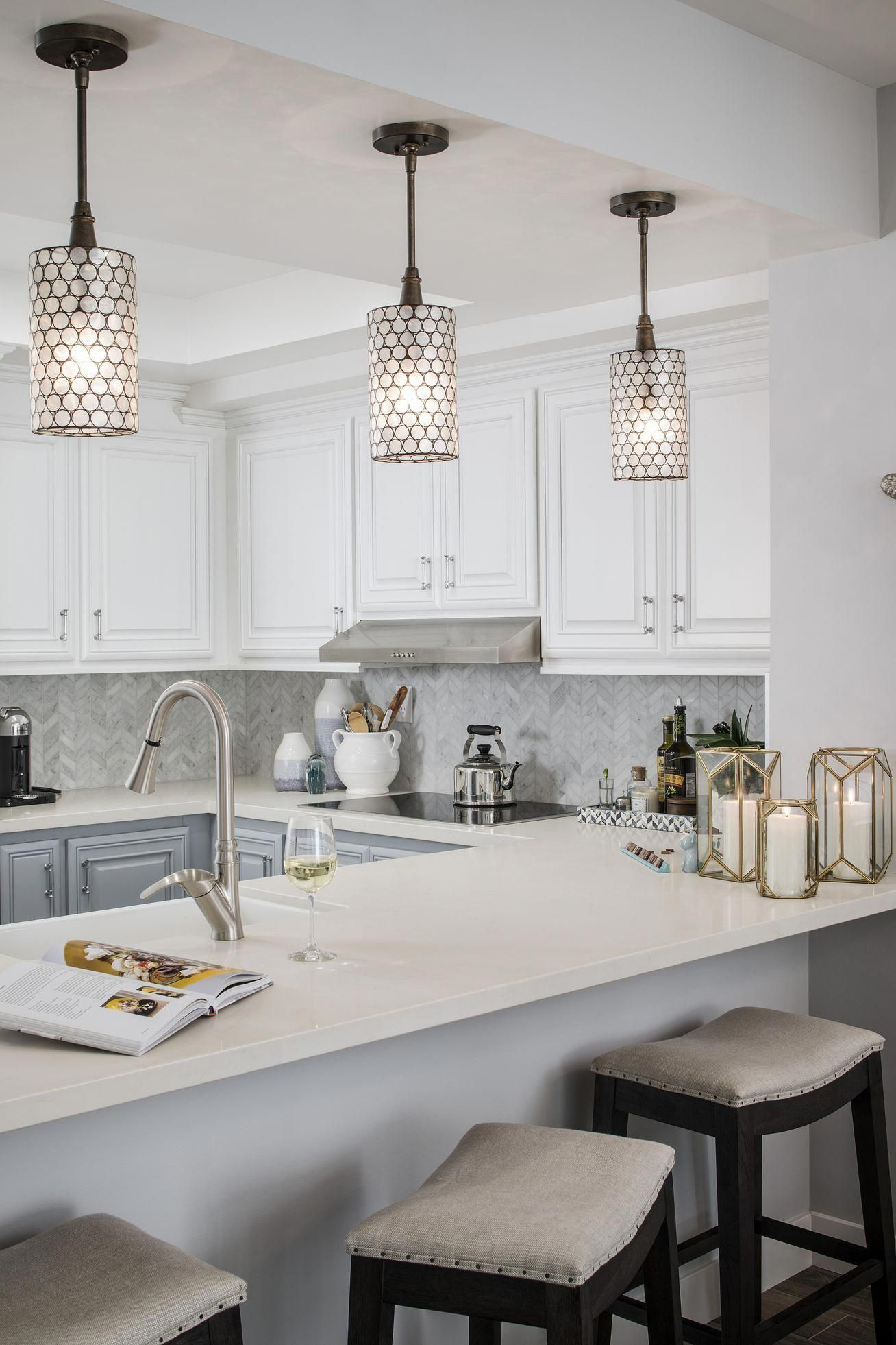 Kitchen Peninsula Ideas 34 and Functional