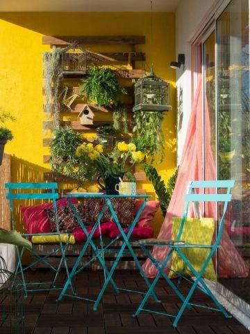 Petits balcons : des idées daménagement pour tous les styles ...