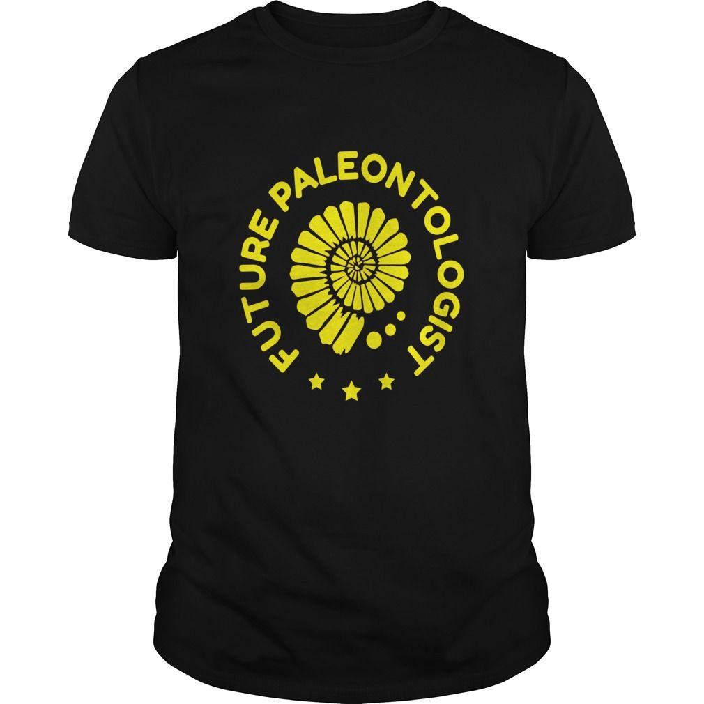 Funny Future Paleontologist T Shirt Dinosaur Fossil Gift  T Shirt #dinosaurfossils
