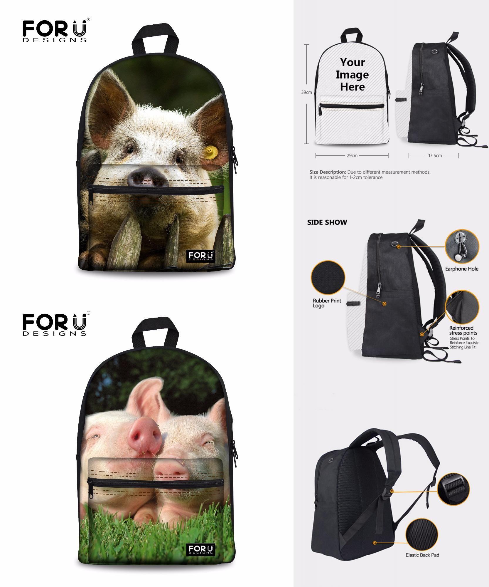visit to forudesigns fashion children school bags cute 3d