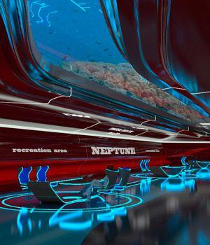 AJ Futuristic Base 3D Models -AppleJack-