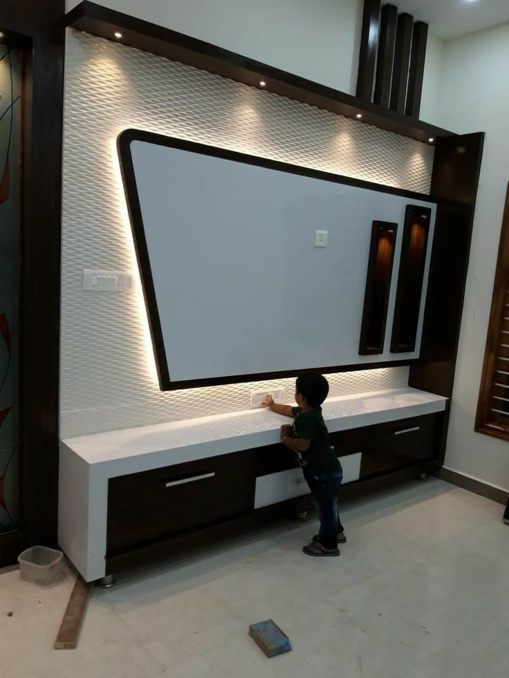 Tv Showcase Design Ideas For Living Room Decor 15524: Tv Unit Design, Wall Tv Unit Design, Modern