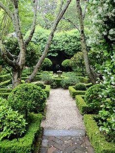 charleston courtyard gardens Google Search Garden Pinterest