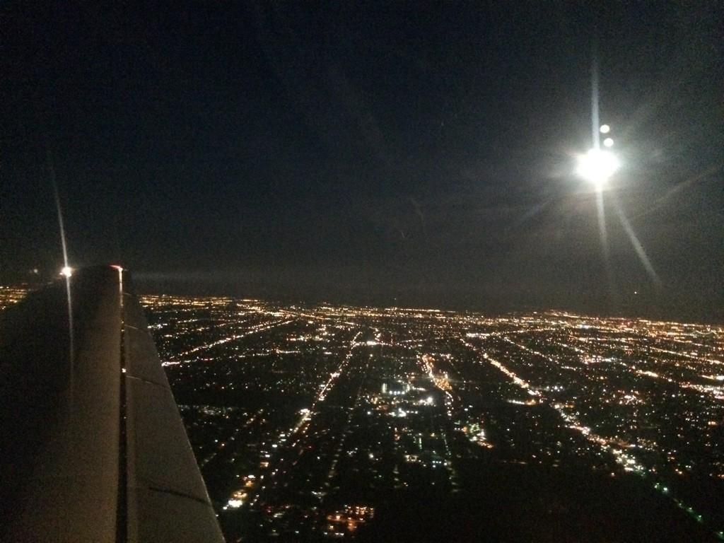 The Fussy Traveler On Travel Night Flight