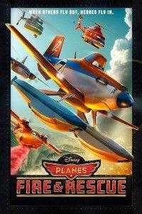 Aviones 2: equipo de rescate – Planes: Fire & Rescue (2014) El listado de las 7 peliculas animadas, mas esperadas del 2014 http://peliculasrecomendadas.org/7-peliculas-animadas-2014/