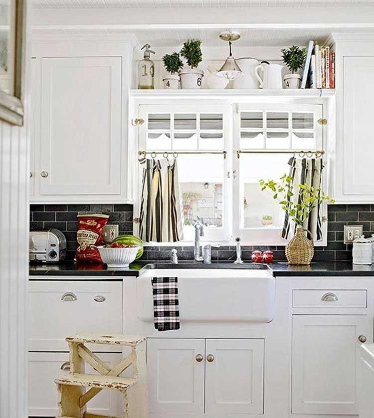 57 Best Farmhouse Kitchen Backsplash Ideas 2021 Designs In 2021 Farmhouse Kitchen Backsplash Country Style Kitchen Farmhouse Kitchen