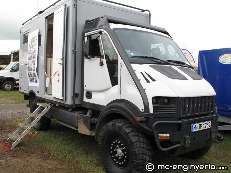 Bremach 4x4 Camper | RV's | Expedition truck, Expedition