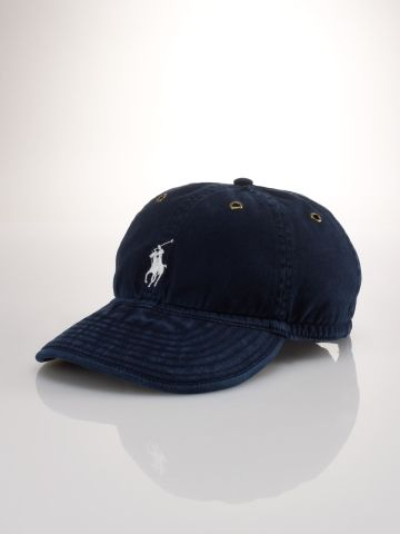 Signature Pony Hat - Polo Ralph Lauren  2e2429ad1842