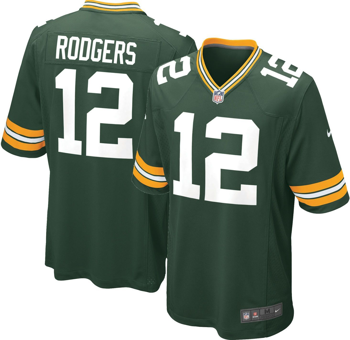 Nike Men S Home Game Jersey Green Bay Packers Aaron Rodgers 12 Jersey Nike Green Bay Packers Y Jerseys Nfl