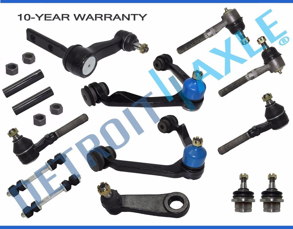 14pc Front Upper /& Lower Suspension Kit for F-150 F-250 Expedition Navigator 4x4