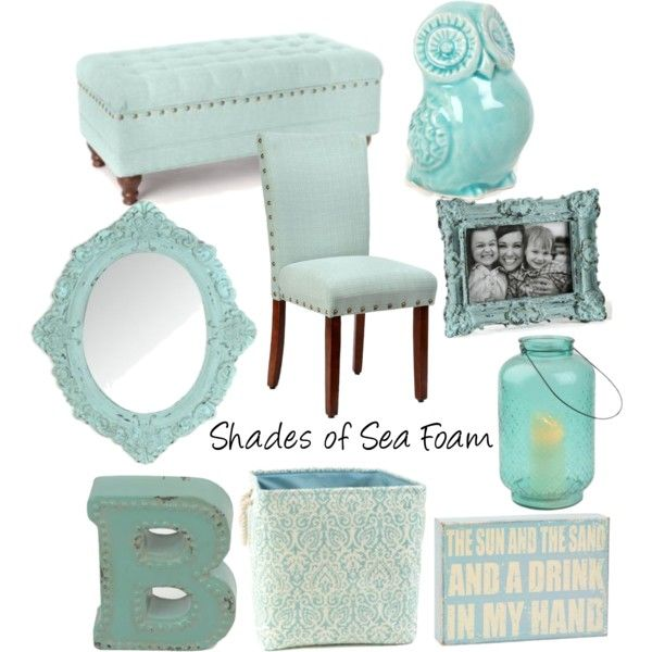 Sea Foam Is All The Rage Right Now Kirklands Polyvore