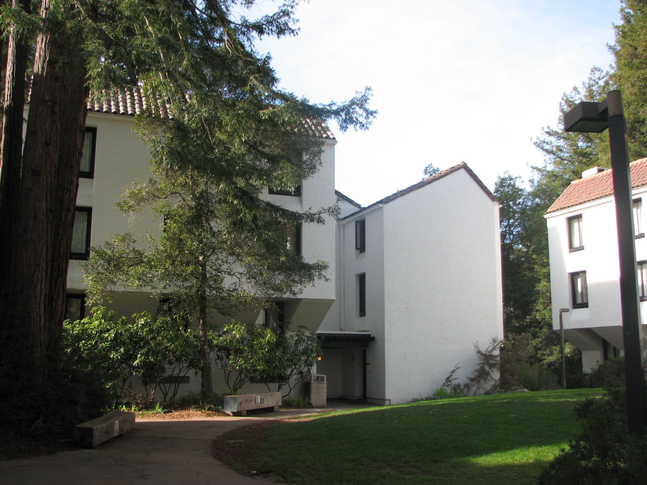 Crown College Is The Third Overall To Be Elished At Uc Santa Cruz Behind Stevenson And Before Merrill Ucsc