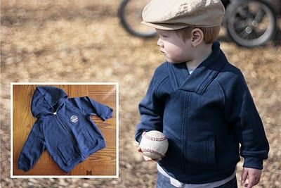 some more of baby clothes remaking. but i just luv this pullover! # baby clothes #diy