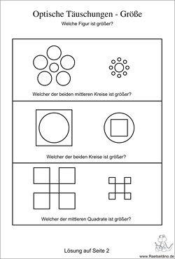 optische t uschungen mathe in 2019 optische t uschungen zeichnen. Black Bedroom Furniture Sets. Home Design Ideas