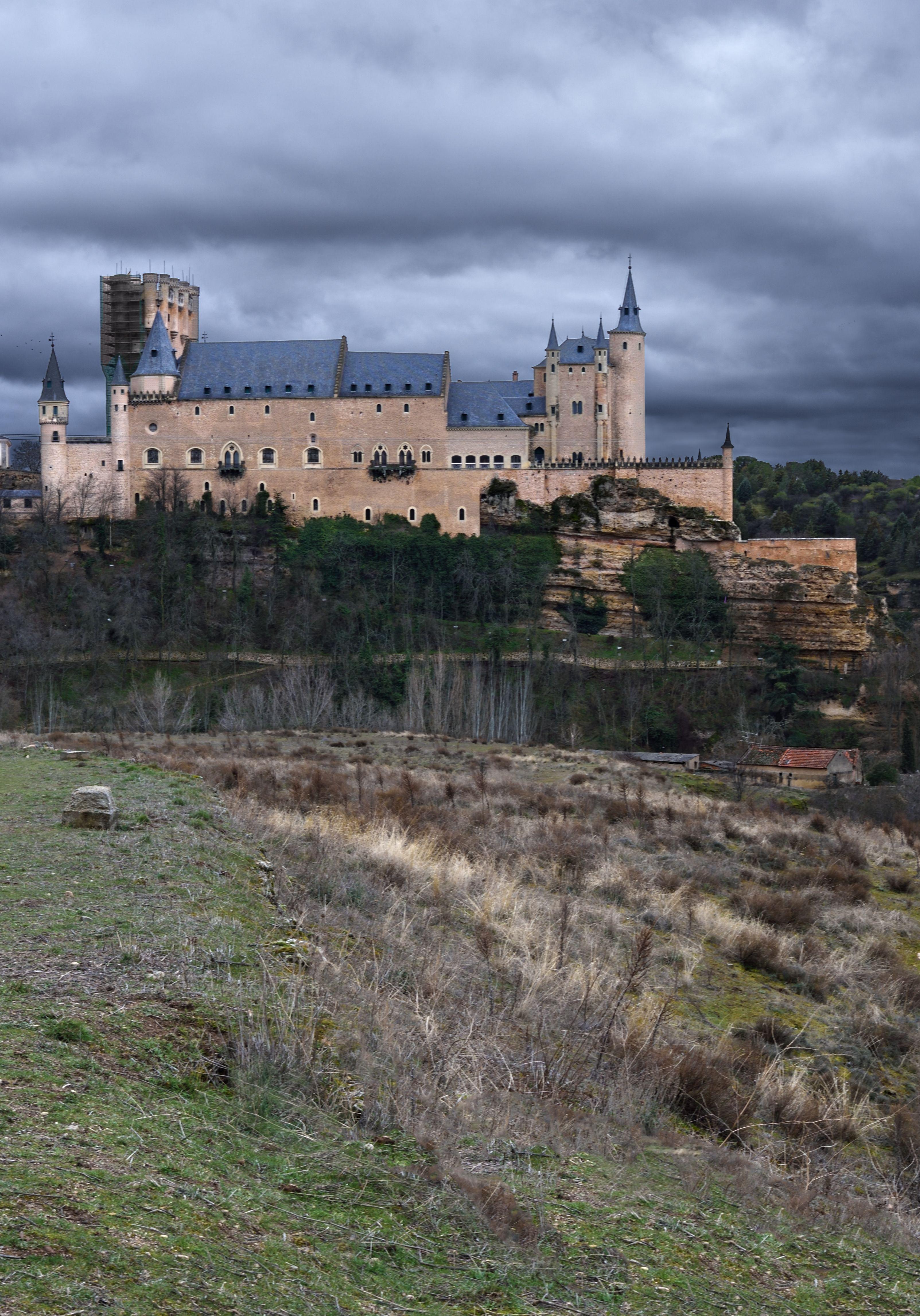 Alcázar Castle de Segovia