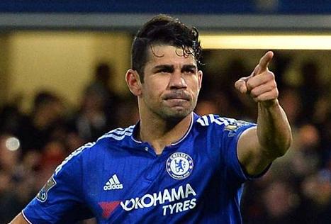 Costa Đòi Mức Lương Không Tưởng Nếu Như Ở Lại Chelsea:
