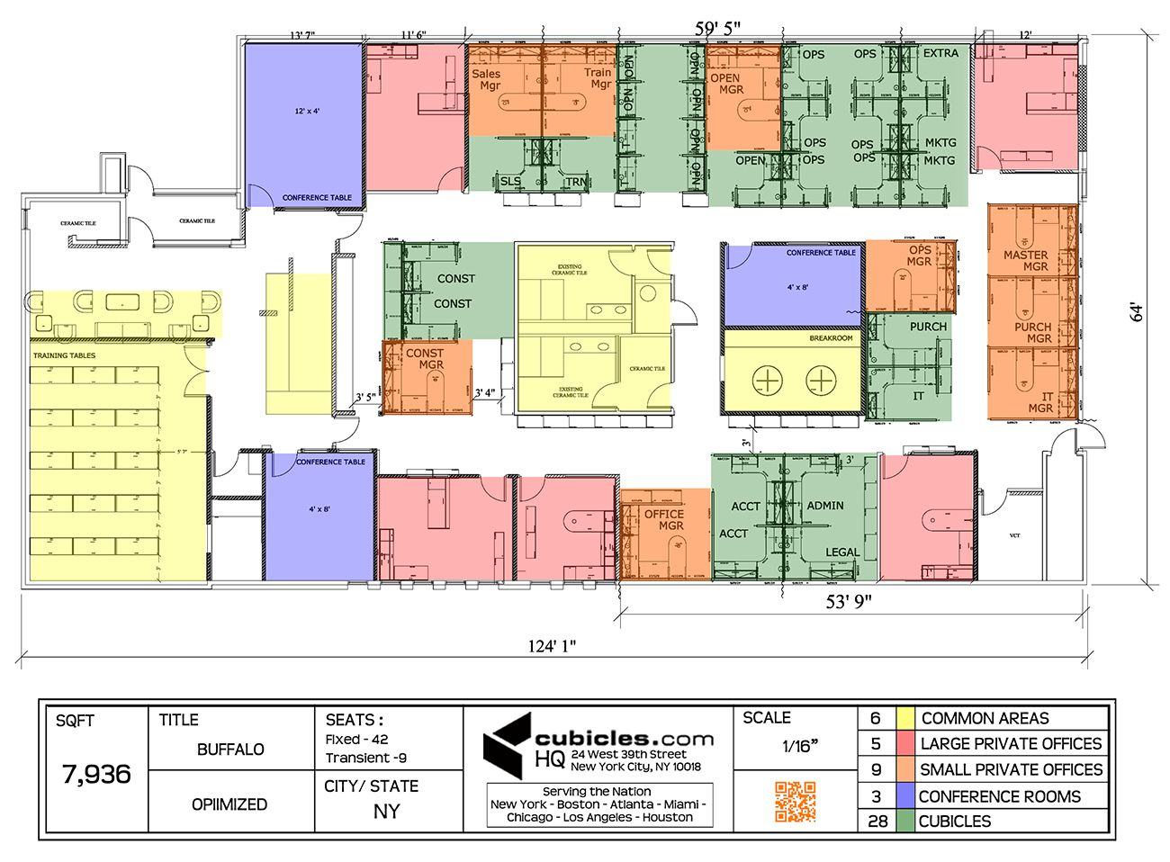 Small Office Building Floor Plans: Office Floor Plans With Cubicles