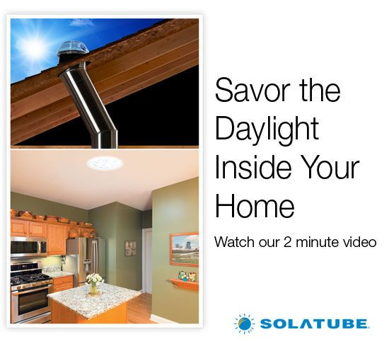 25 Captivating Ideas For Kitchens With Skylights: Solatube Premier Dealer