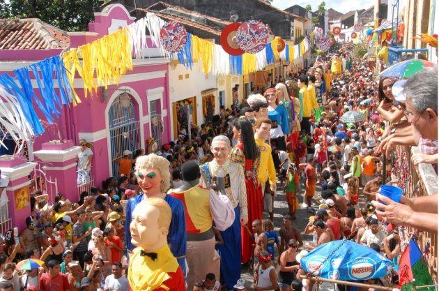 Olinda, Pernambuco - Brasil - Carnaval