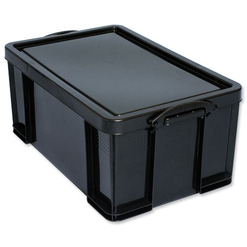 black plastic storage bins collegeapartment Pinterest Plastic