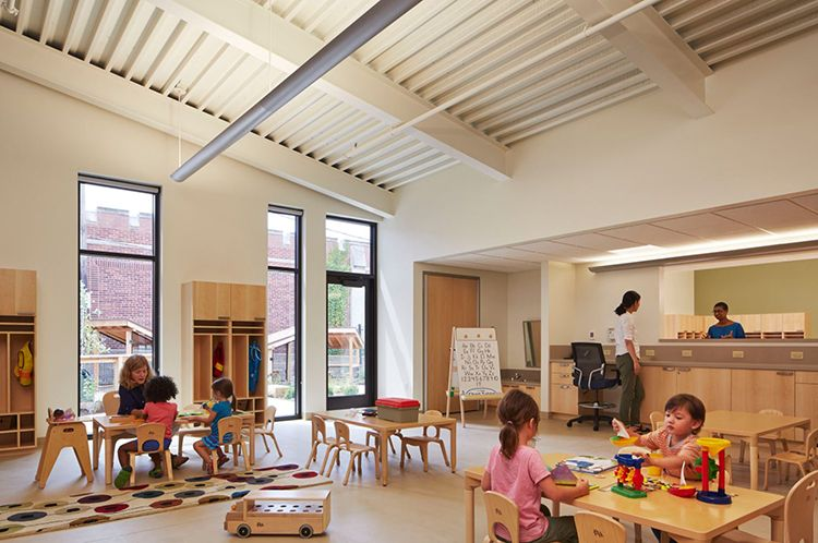 AEC - Architecture of Early Childhood: 2013