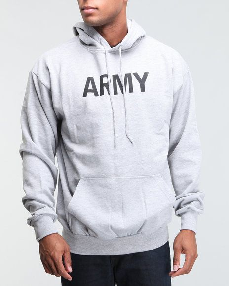 df7e3e70 Army PT Pullover Hooded Sweatshirt in 2019 | Cool Military Style ...
