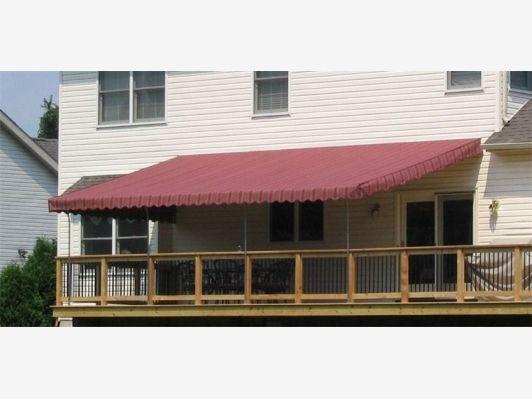 Inspiration Permanent Deck Awnings. JM FINLEY LLC  PERMANENT FRAME Awnings Glen Mills PA Home and Garden