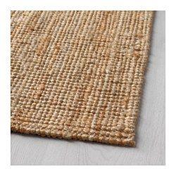 Lohals alfombra natural en 2019 alfombra yute - Alfombras grandes ikea ...