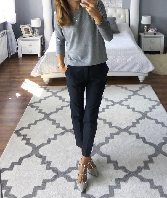 Photo of 20 Anspruchsvolle Arbeitskleidung und Büro-Outfits für Frauen, die stilvoll und …