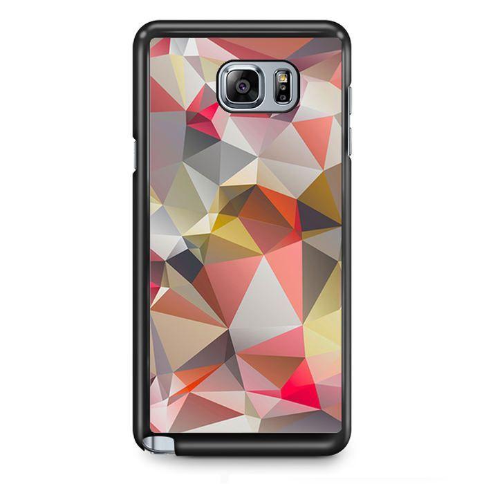Geometri Diamond TATUM-4620 Samsung Phonecase Cover Samsung Galaxy Note 2 Note 3 Note 4 Note 5 Note Edge