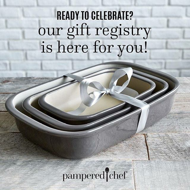 What Do You Get Your Bride For A Wedding Gift: I Am So Excited To Announce That Pampered Chef Now Has A