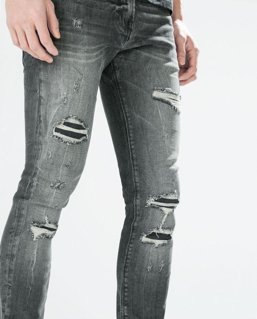 Best Ripped Skinny Jeans - Xtellar Jeans