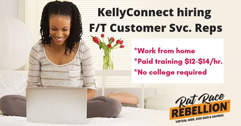 Work from Home Customer Service Reps Needed at