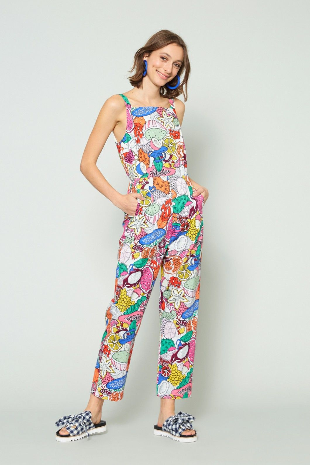 2df9138c50 Fruit bowl dungarees from Gorman | Dress Me Up in 2019 | Fashion ...