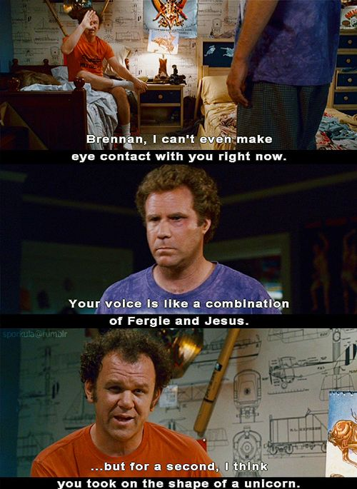 Step Brother Quotes Adorable Your Voice  The Funnies  Pinterest  Step Brothers Movie And Tvs