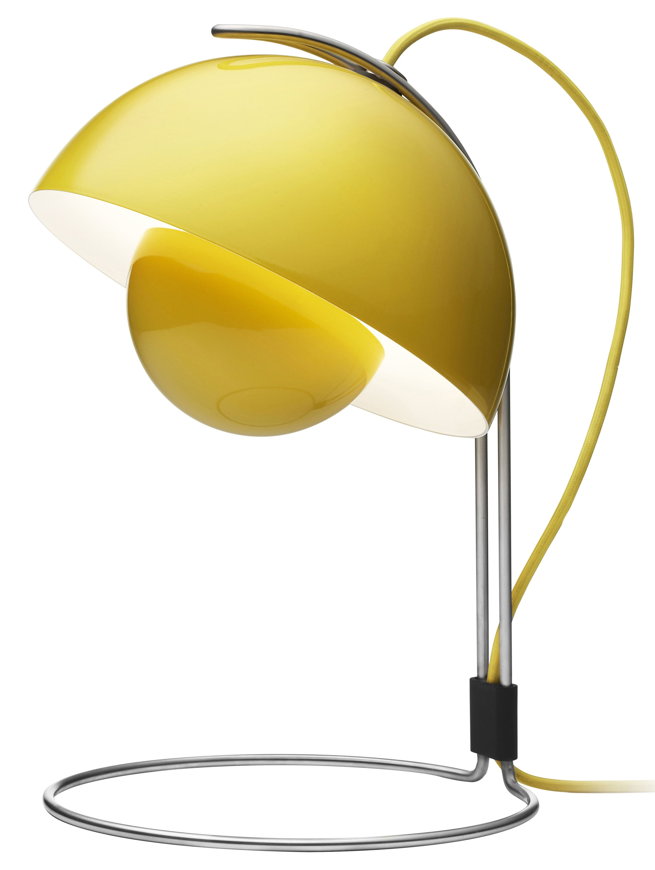 Tradition Flowerpot Vp4 Table Lamp Yellow Made In Design Uk Table Lamp Lamp I Like Lamp