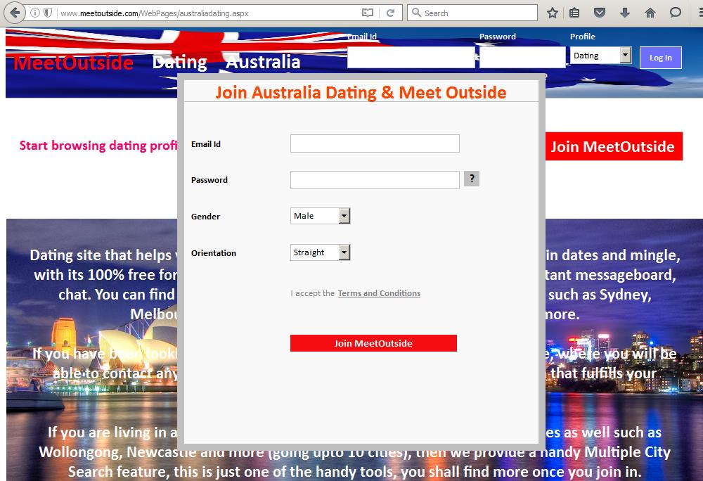 Sydney dating chatt