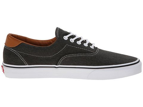 45491e82225 Vans Era 59 (Washed C L) Black - Zappos.com Free Shipping BOTH Ways ...