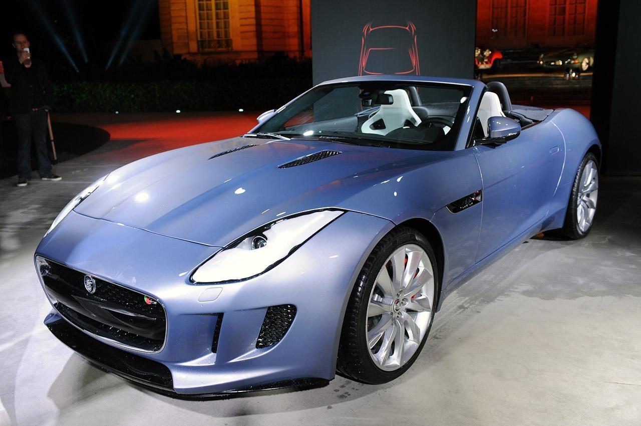 Долгожданный 2013 Jaguar F-Type   Sports car, New sports ...