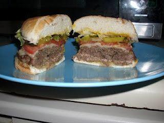 Juicy Gourmet Hamburgers
