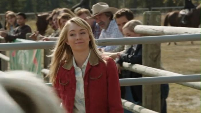 Amy Jack Mallory Wells (Jessica Amlee) Ty.