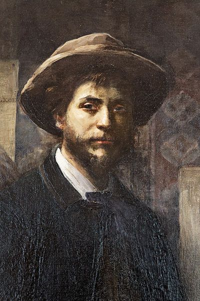 File:Le Petit Palais - Louise Breslau - Jean Carriès dans son atelier - 1887 - 001.jpg